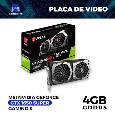 PC Gamer Geforce 1650 Super