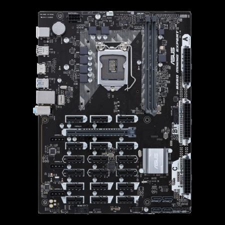 Placa Madre Asus-b250-mining-expert-19-slot
